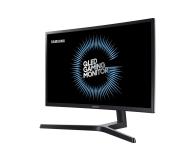 Samsung C24FG73FQUX Curved czarny Quantum Dot - 377021 - zdjęcie 2