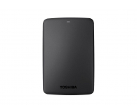 Toshiba 1TB Canvio Basics 2,5'' czarny USB 3.0 - 204828 - zdjęcie 1
