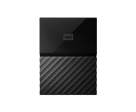 WD My Passport 1TB czarny USB 3.0 - 331659 - zdjęcie 1