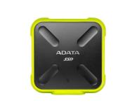 ADATA 256GB USB 3.1 External SD700 Durable Yellow - 340500 - zdjęcie 1