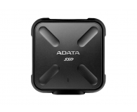 ADATA 256GB USB 3.1 External SD700 Durable Black - 340497 - zdjęcie 1