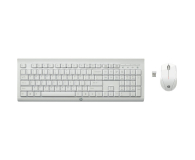 HP C2710 Combo Keyboard (biały) - 373149 - zdjęcie 1