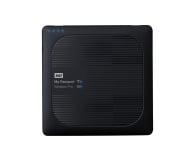 WD My Passport Wireless Pro WiFi 1TB USB 3.0 Czarny - 341012 - zdjęcie 1