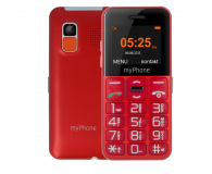 myPhone Halo EASY czerwony - 373255 - zdjęcie 7