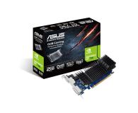 ASUS GeForce GT 730 Silent 2GB DDR5 - 373200 - zdjęcie 1