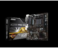 MSI A320M PRO-VHL (PCI-E DDR4 USB3.1)  - 373043 - zdjęcie 1
