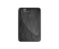 WD My Passport AV-TV 1TB USB 3.0 Czarny