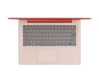 Lenovo Ideapad 320s-14 i3-7100U/16GB/1000/Win10 Czerwony  - 374309 - zdjęcie 4