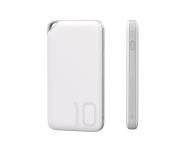 Huawei AP08Q 10 000 mAh Quick Charge 2A biały - 378747 - zdjęcie 1