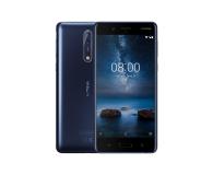 Nokia 8 Dual SIM niebieski - 379236 - zdjęcie 1