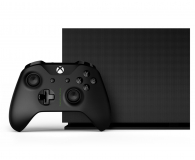 Microsoft Xbox One X 1TB Project Scorpio + Podstawka - 379195 - zdjęcie 3