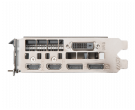 MSI GeForce GTX 1060 Aero ITX 6GB GDDR5 - 379656 - zdjęcie 5
