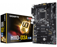 Gigabyte GA-H110-D3A - 377752 - zdjęcie 1