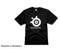 SteelSeries Koszulka z logo L - 271355 - zdjęcie 1