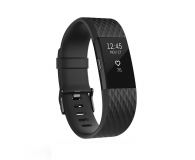 Fitbit Charge 2 HR Black-Gunmetal S - 378047 - zdjęcie 1