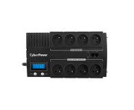 CyberPower UPS BR1000ELCD-FR (1000VA/600W, 8x FR, AVR) - 543068 - zdjęcie 2
