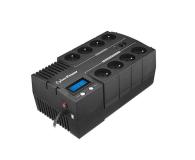 CyberPower UPS BR1000ELCD-FR (1000VA/600W, 8x FR, AVR) - 543068 - zdjęcie 1