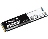 Kingston 240GB M.2 2280 KC1000 PCIe - 378196 - zdjęcie 2