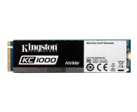 Kingston 240GB M.2 2280 KC1000 PCIe - 378196 - zdjęcie 1