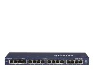 Netgear 16p GS116GE (16x10/100/1000Mbit) - 31226 - zdjęcie 1