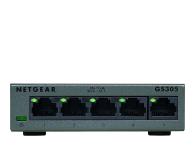Netgear 5p GS305-100PES (5x10/100/1000Mbit) - 365076 - zdjęcie 1