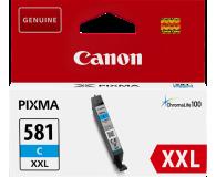 Canon CLI-581C XXL Cyan 830 str. - 381905 - zdjęcie 1