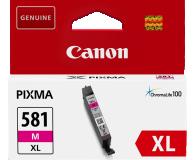 Canon CLI-581M XL Magenta 466 str. - 381902 - zdjęcie 1