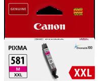 Canon CLI-581M XXL Magenta 747 str. - 381907 - zdjęcie 1