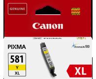 Canon CLI-581Y XL Yellow 519 str. - 381903 - zdjęcie 1