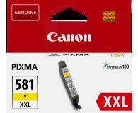Canon CLI-581Y XXL Yellow 830 str. - 381908 - zdjęcie 1