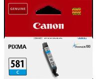 Canon CLI-581C Cyan 259 str. - 381742 - zdjęcie 1