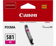 Canon CLI-581M Magenta 223 str. - 381743 - zdjęcie 1
