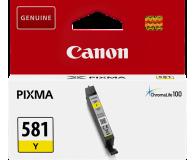 Canon CLI-581Y Yellow 259 str. - 381744 - zdjęcie 1