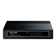 TP-Link 16p TL-SF1016D (16x10/100Mbit) - 26797 - zdjęcie 1
