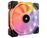 Corsair HD140 High Static Pressure 140mm LED - 381835 - zdjęcie 1