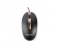 Lenovo Optical Mouse M3803A (czarny) - 381752 - zdjęcie 1