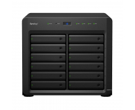 Synology DS3617xs (12xHDD, 4x2.2-2.7GHz, 16GB, 2xUSB,4xLAN) - 382137 - zdjęcie 2