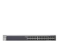 Netgear 28p GS728TSB-100EUS (24x10/100/1000Mbit 4xSFP) - 205949 - zdjęcie 1