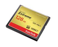 SanDisk 128GB Extreme zapis 85MB/s odczyt 120MB/s  - 382168 - zdjęcie 2