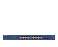 Netgear 26p GS724T (24x10/100/1000Mbit 2xSFP) - 180826 - zdjęcie 1