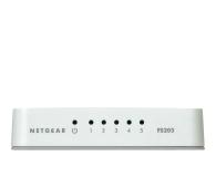 Netgear 5p FS205-100PES (5x10/100Mbit) - 126960 - zdjęcie 1