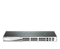 D-Link 28p DES-1210-28 (24x10/100Mbit 2x1000Mbit 2xSFP) - 46439 - zdjęcie 1