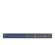 Netgear 28p FS728TP-100EUS (24x10/100 2x1000 2xCombo SFP) - 36528 - zdjęcie 1