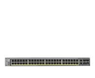 Netgear 50p M4100-50G-POE+ (50x10/100/1000Mbit, 4xSFP) - 324031 - zdjęcie 1