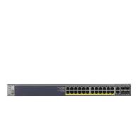 Netgear 26p M4100-26G-POE (24x10/100/1000Mbit PoE, 4xSFP) - 324024 - zdjęcie 1