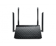 ASUS DSL-AC55U (1200Mb/s a/b/g/n/ac Aneks A/B, USB) - 342689 - zdjęcie 1