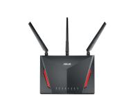 ASUS RT-AC86U (2900Mb/s a/b/g/n/ac, 2xUSB 3G/4G, QAM) - 381671 - zdjęcie 2