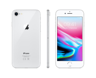 Apple iPhone 8 64GB Silver - 382278 - zdjęcie 1
