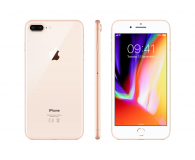 Apple iPhone 8 Plus 256GB Gold - 382273 - zdjęcie 1