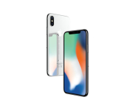 Apple iPhone X 64GB Silver  - 395951 - zdjęcie 2